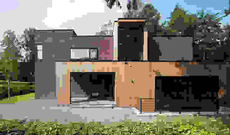 by Architectenbureau Atelier3 Modern Stone