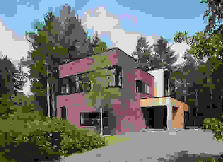 Modern houses by Architectenbureau Atelier3 Modern Stone