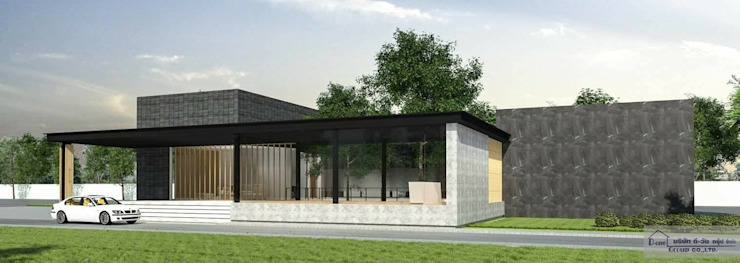 ผลงานของบริษัท โดย Terbtoa architecture and interior design