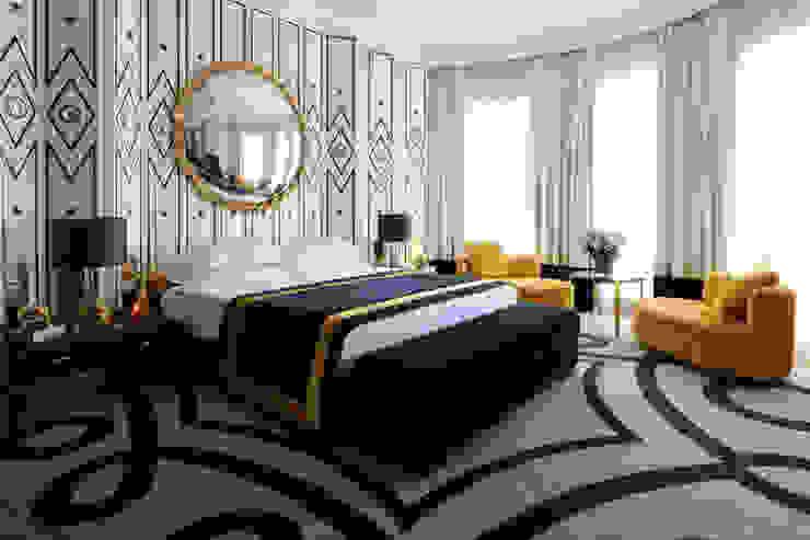 VİLLA RASH Klasik Yatak Odası Gökhan BAYUR Klasik