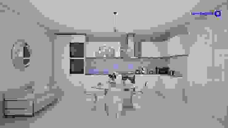 Kitchen Modern Kitchen by 'Design studio S-8' Modern