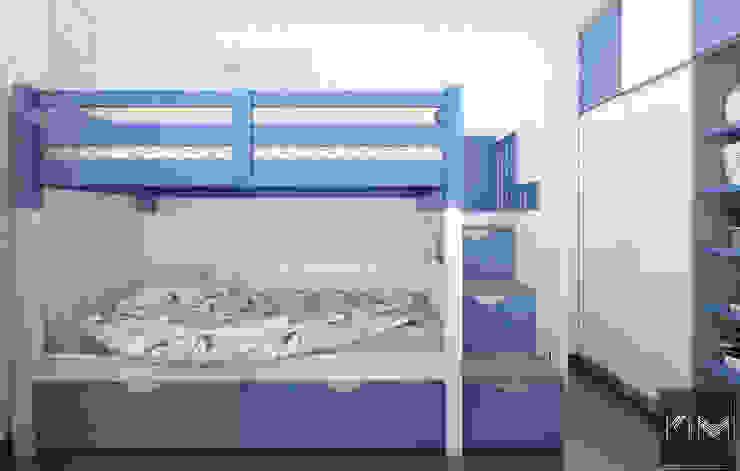Dự án Five Star Garden Moderne Kinderzimmer von KIM - furniture Modern