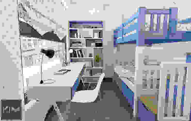 Dự án Five Star Garden Phòng trẻ em phong cách hiện đại bởi KIM - furniture Hiện đại