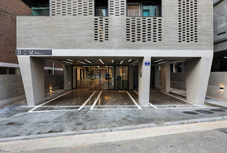 소수건축사사무소 Garasi Modern