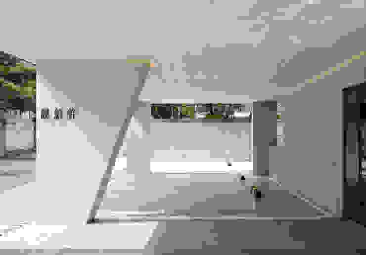 과천 영서현 모던스타일 차고 / 창고 by 소수건축사사무소 모던