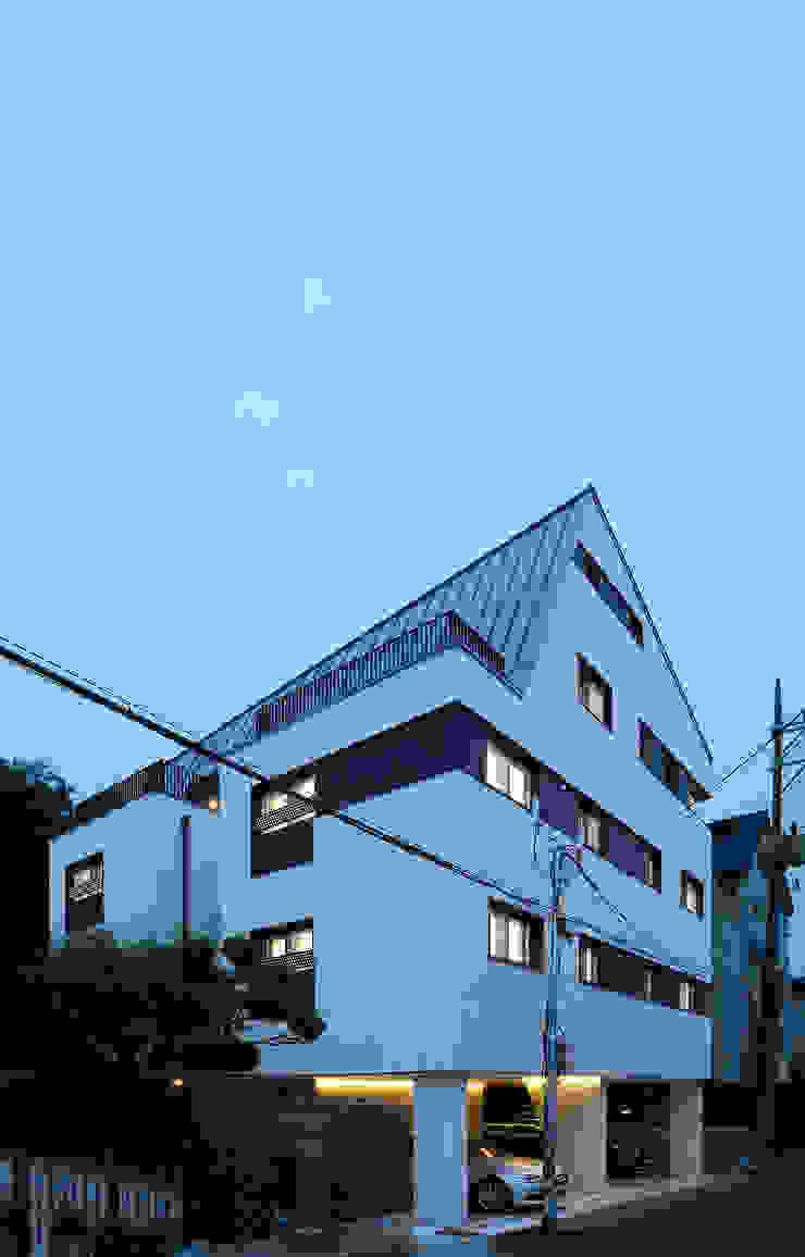 소수건축사사무소 Rumah Modern