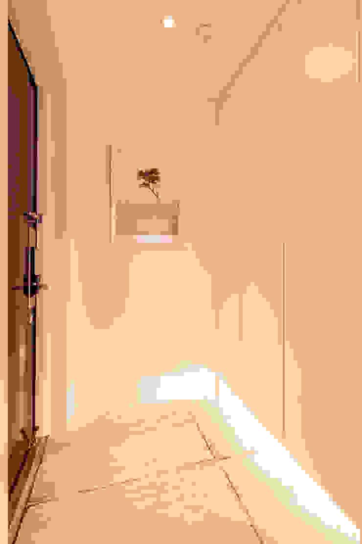 Paredes y suelos de estilo escandinavo de 봄디자인 Escandinavo