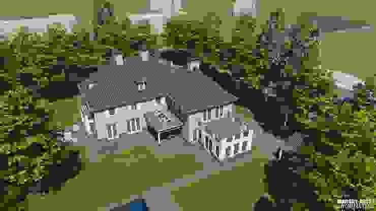 Waalre villa H: modern  door watkostbouwen.nl , Modern