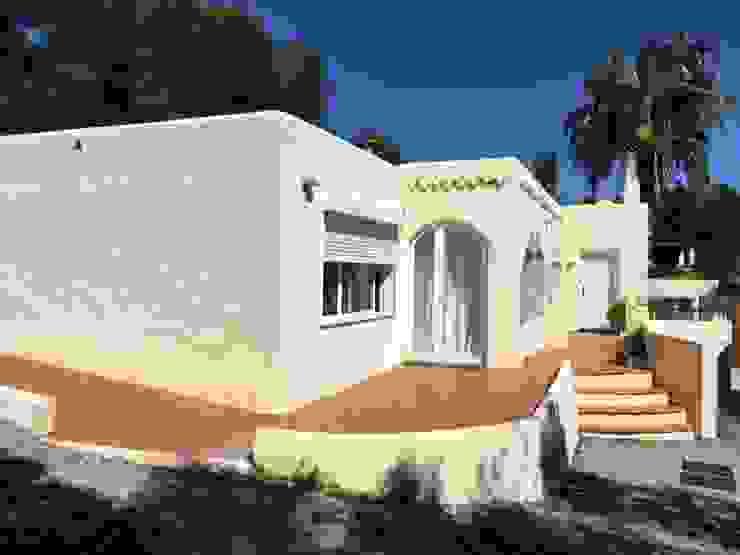 Luxus House Ibiza من CW Group - Luxury Villas Ibiza حداثي أسمنت
