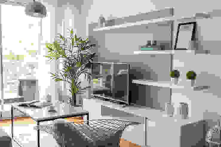 Bhavana Modern living room
