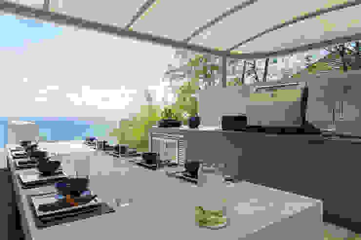 Original Vision Modern Terrace