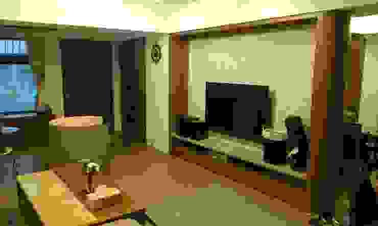 間取/動線/機能: 不拘一格  by  禾渥意匠室內裝修設計工程有限公司, 隨意取材風