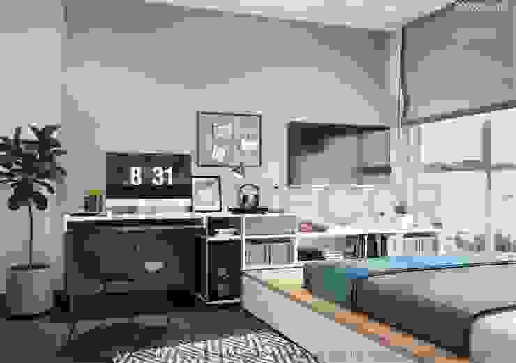 Project: HO1768 Apartment/ Bel Decor bởi Bel Decor