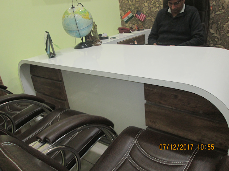 Office Design: classic  by DESIGN INNOVATION,Classic