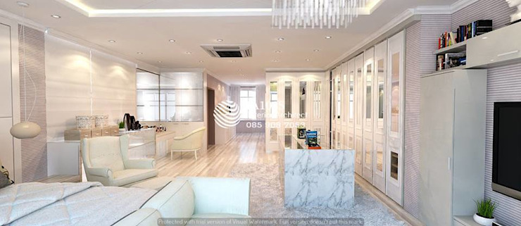 Renovation Housing 80 M.sq ( Sukumvit 53. ) โดย IA108S