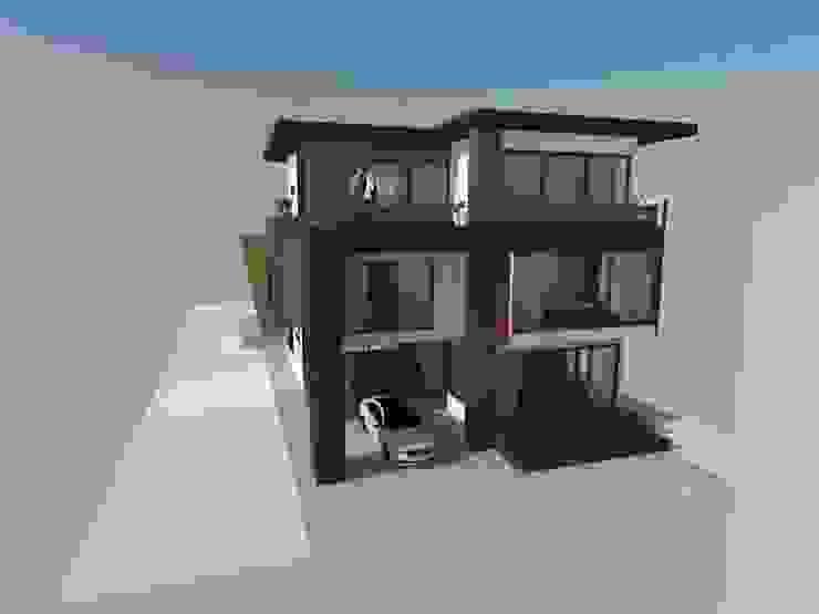 ผลงานการออกแบบ โดย Aun Design
