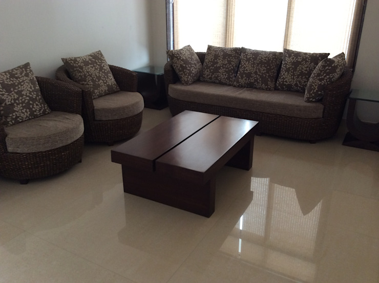 Interiorozal- Home Design   Renovation of Home&Office   Office Design Modern living room by InteriorOzal Modern