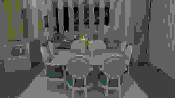 Sala Moderna detalhes modernos Modern Living Room by STUDIO SPECIALE - ARQUITETURA & INTERIORES Modern Plywood