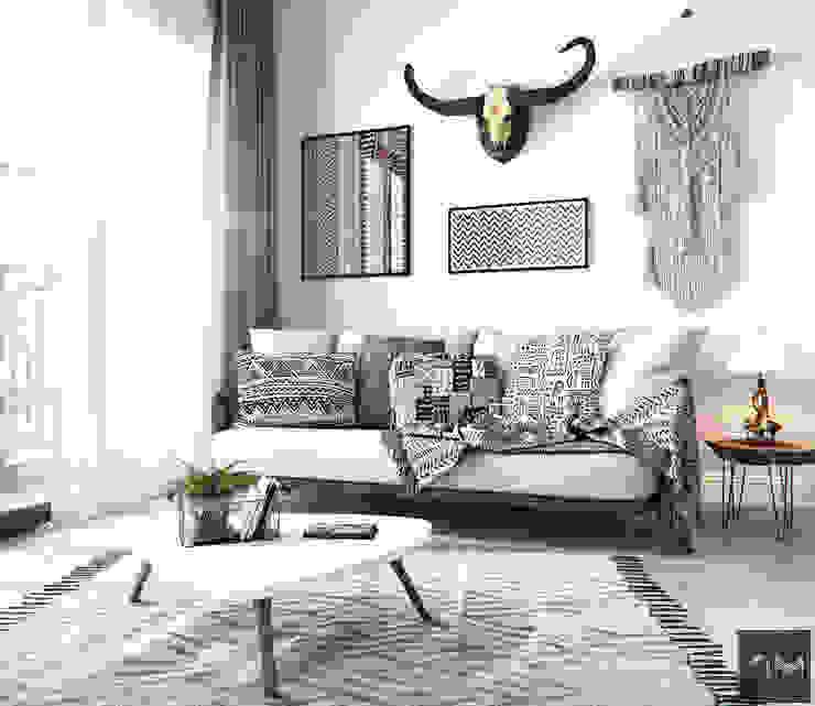 Dự án Vinhomes Gardenia bởi KIM - furniture Hiện đại