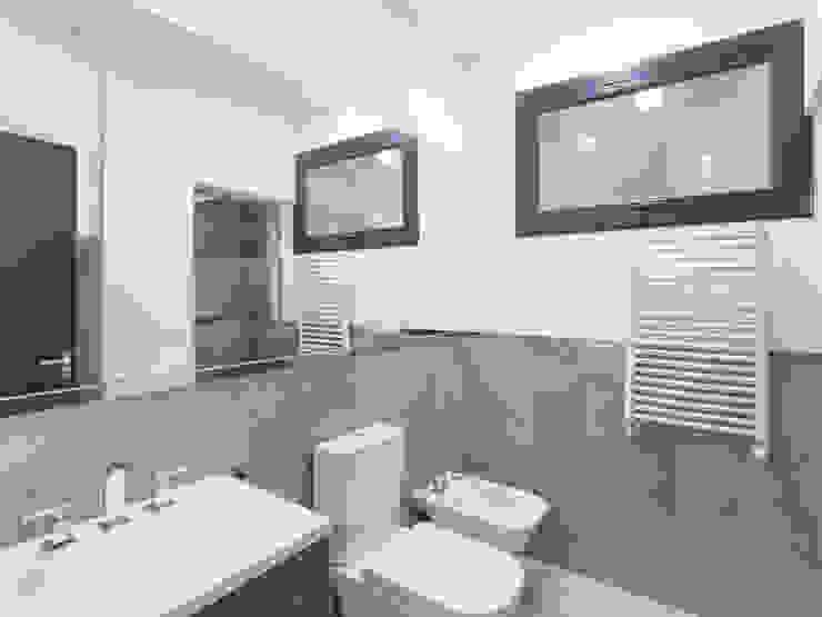 Casa 2C – REFORMA y AMPLIACIÓN Baños modernos de D'ODORICO arquitectura Moderno