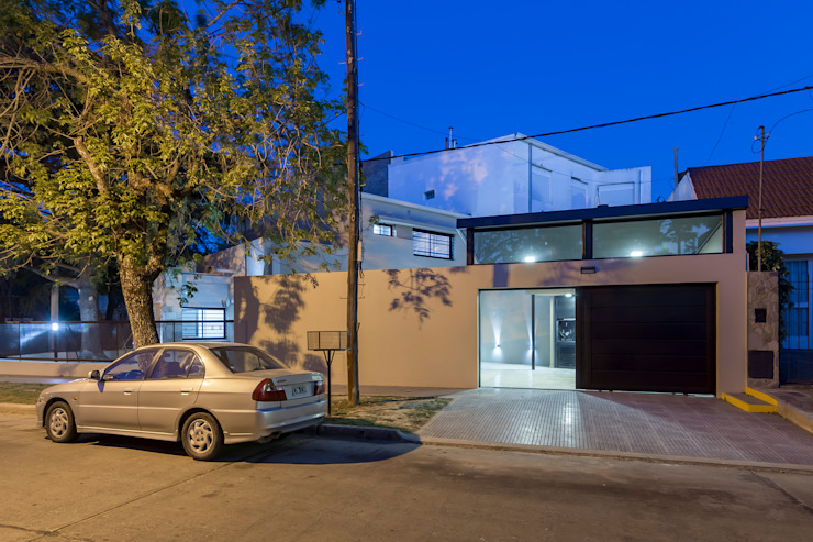Modern Houses by D'ODORICO ARQUITECTURA Modern