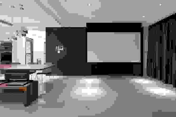 Livings de estilo minimalista de 禾光室內裝修設計 ─ Her Guang Design Minimalista