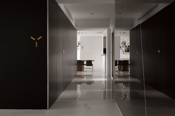 """""""回 – Back to Home"""" 根據 禾光室內裝修設計 ─ Her Guang Design 簡約風"""