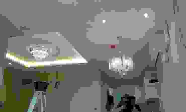 ผลงาน โดย ช่างฝ้าเพดาน รับออกแบบติดตั้งฝ้าทุกชนิด กั้นห้องผนังเบา หลุมด๊อบ ทาสีบ้าน