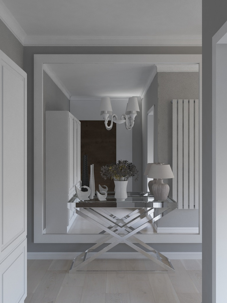 VIVINO Koridor & Tangga Klasik