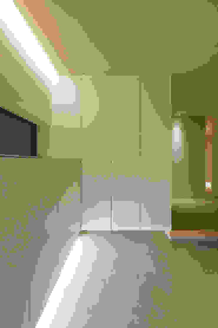 一級建築士事務所 Atelier Casa Scandinavian style corridor, hallway& stairs
