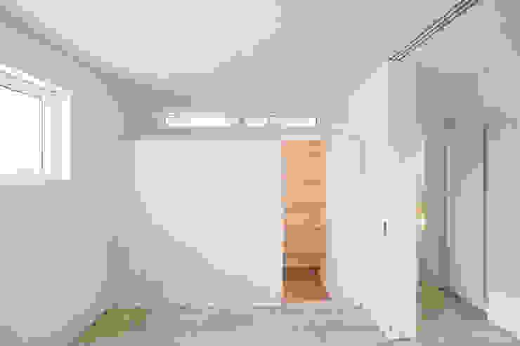 一級建築士事務所 Atelier Casa Scandinavian style bedroom