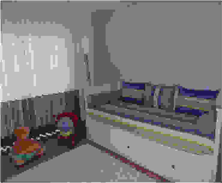 Quarto de Menino STOOL INTERIORS Quarto de criançasAcessórios e Decoração Azul