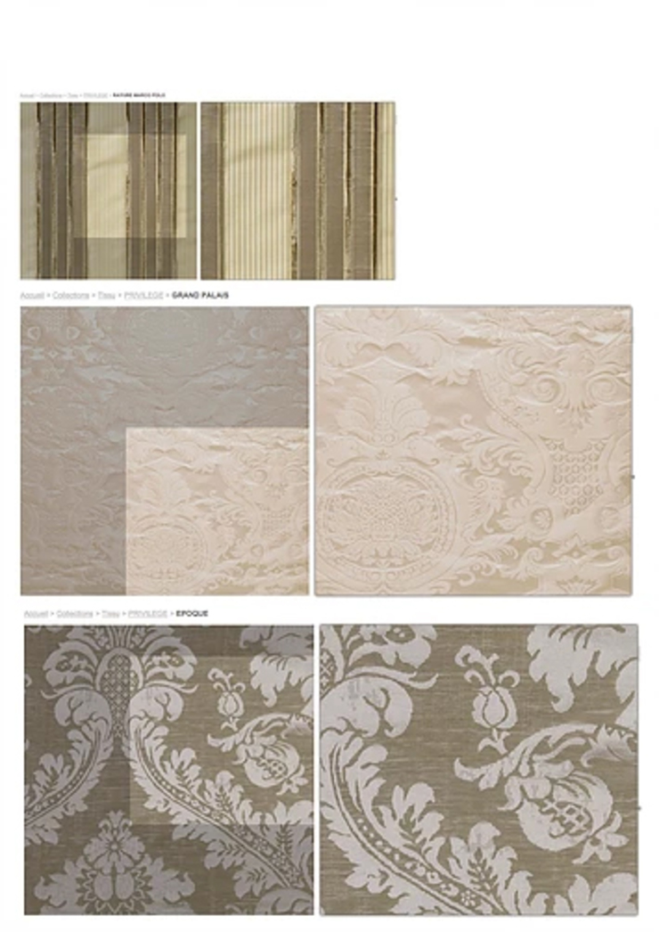 Cristina Lobo Modern walls & floors
