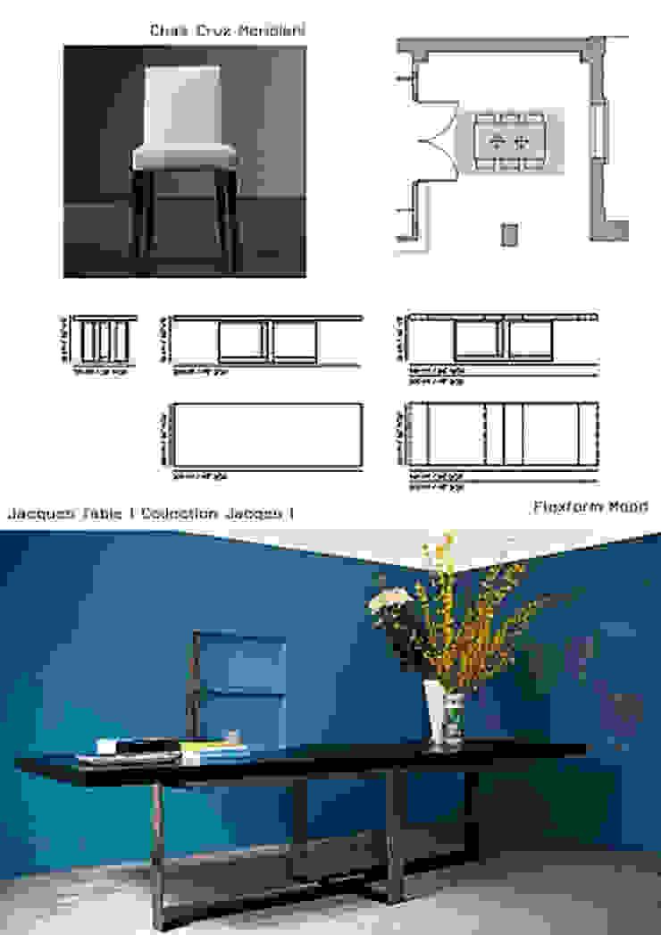Cristina Lobo Modern dining room