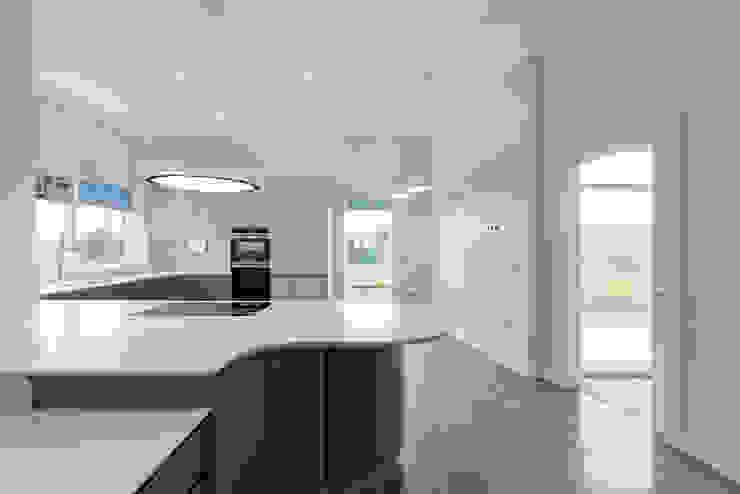 Rothbury Northumberland New Build by Model Projects Ltd Сучасний