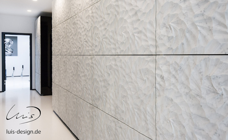 Cabinets Minimalist bedroom by Luis Design Minimalist Marble