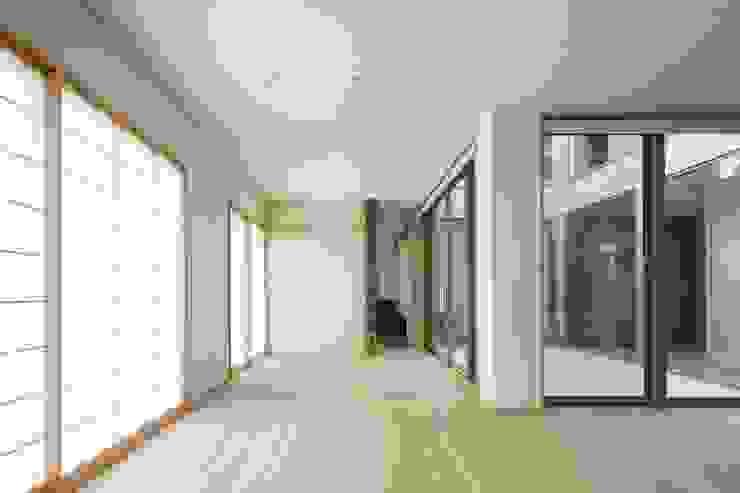 Tongari-15 和風デザインの 多目的室 の W.D.A 和風