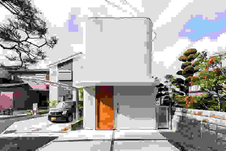 melt 建築設計事務所SAI工房 木造住宅 鉄/鋼 白色