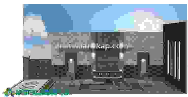 Desain Kolam Koi Minimalis Oleh Arsitek Lanskap