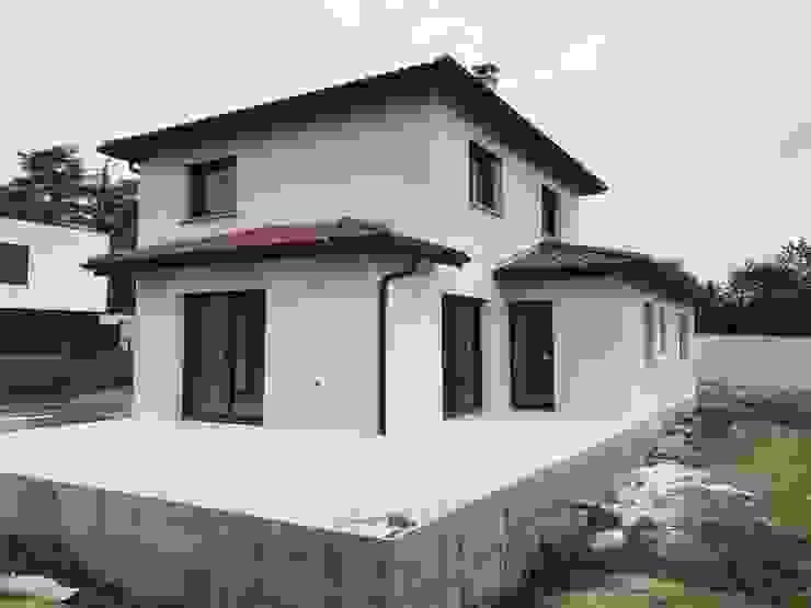 VILLE ET HABITAT construction :  tarz Müstakil ev