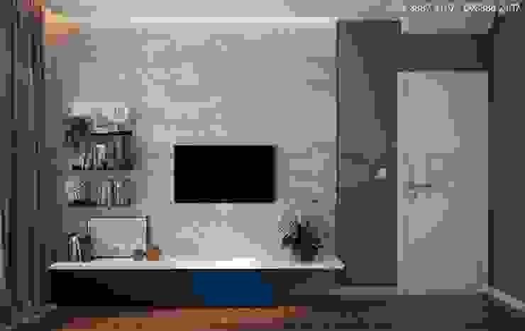 Project: HO17106 Apartment/ Bel Decor bởi Bel Decor