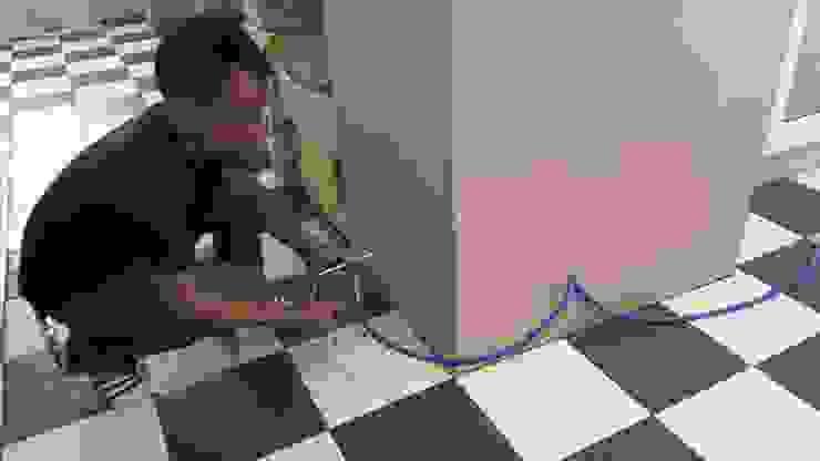 การกำจัดปลวกและแมลงต่างๆ โดย รับออกแบบพร้อมก่อสร้าง
