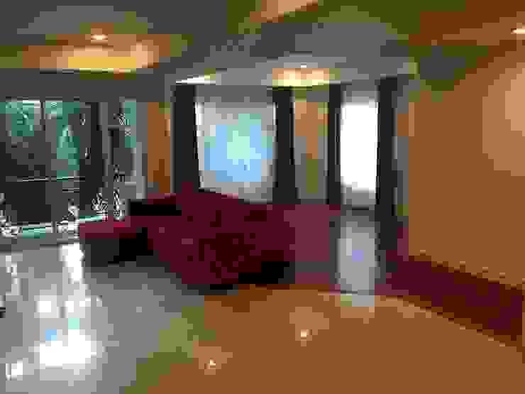 Break the wall for bigger room space. โดย HD Renovations co.,ltd.