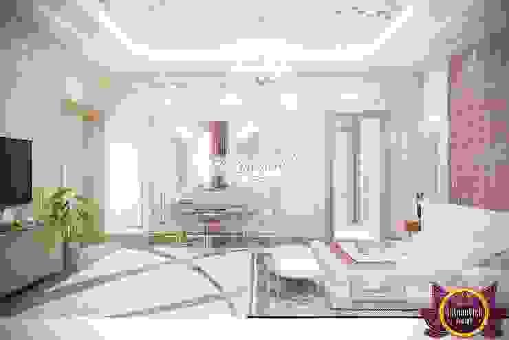 Bedroom decoration ideas by Katrina Antonovich Modern style bedroom by Luxury Antonovich Design Modern