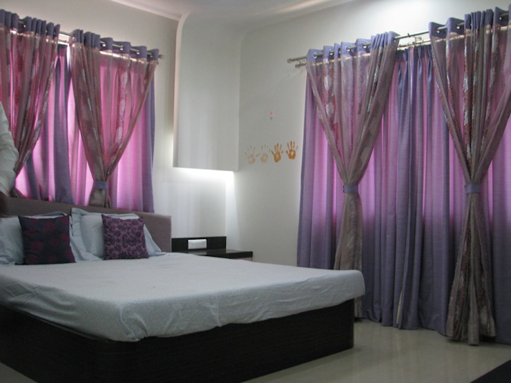 Interior designer project : country  by Sudhir Pawar &associate ,Country