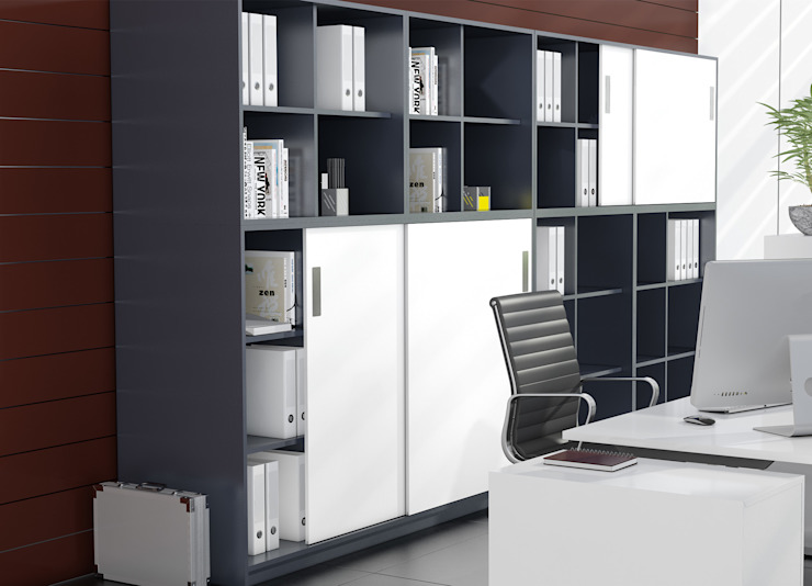 Study/office oleh Kuche Storage