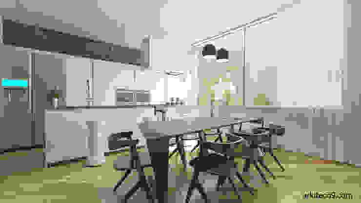 arquitecto9.com Cocinas de estilo moderno
