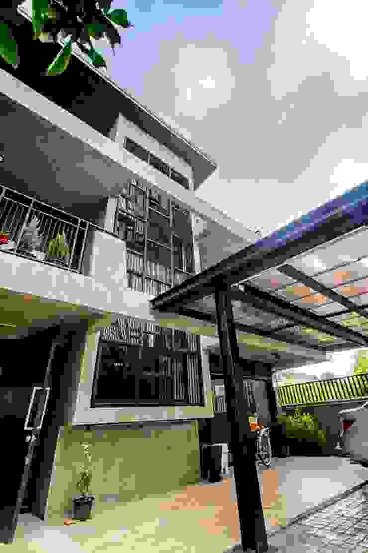Residence โดย IDEE ARCHITECTS THAILAND