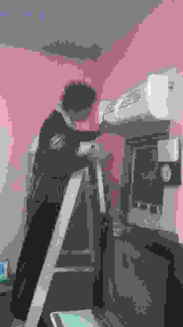 ฟ โดย รับซ่อมเคื่องใช้ไฟฟ้า แอร์บ้าน เครื่องทำความเย็น โดยช่างมนูญ
