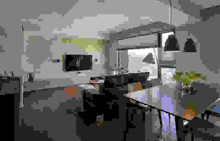 樸十設計有限公司 SIMPURE Design Ruang Makan Modern